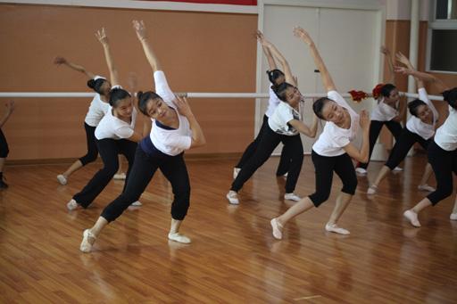 中国舞蹈家协会教师考级培训班圆满结束